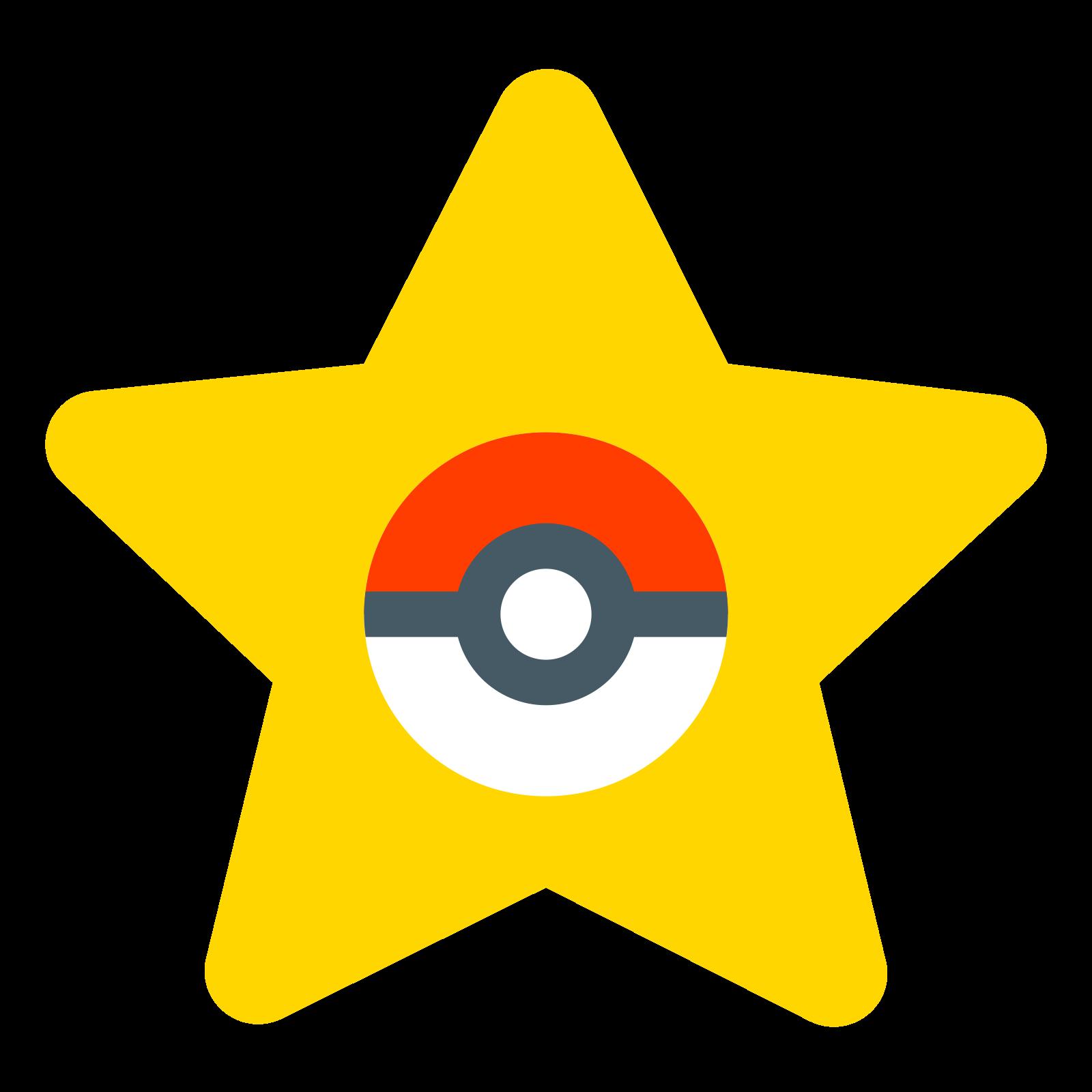 Star Pokemon icon
