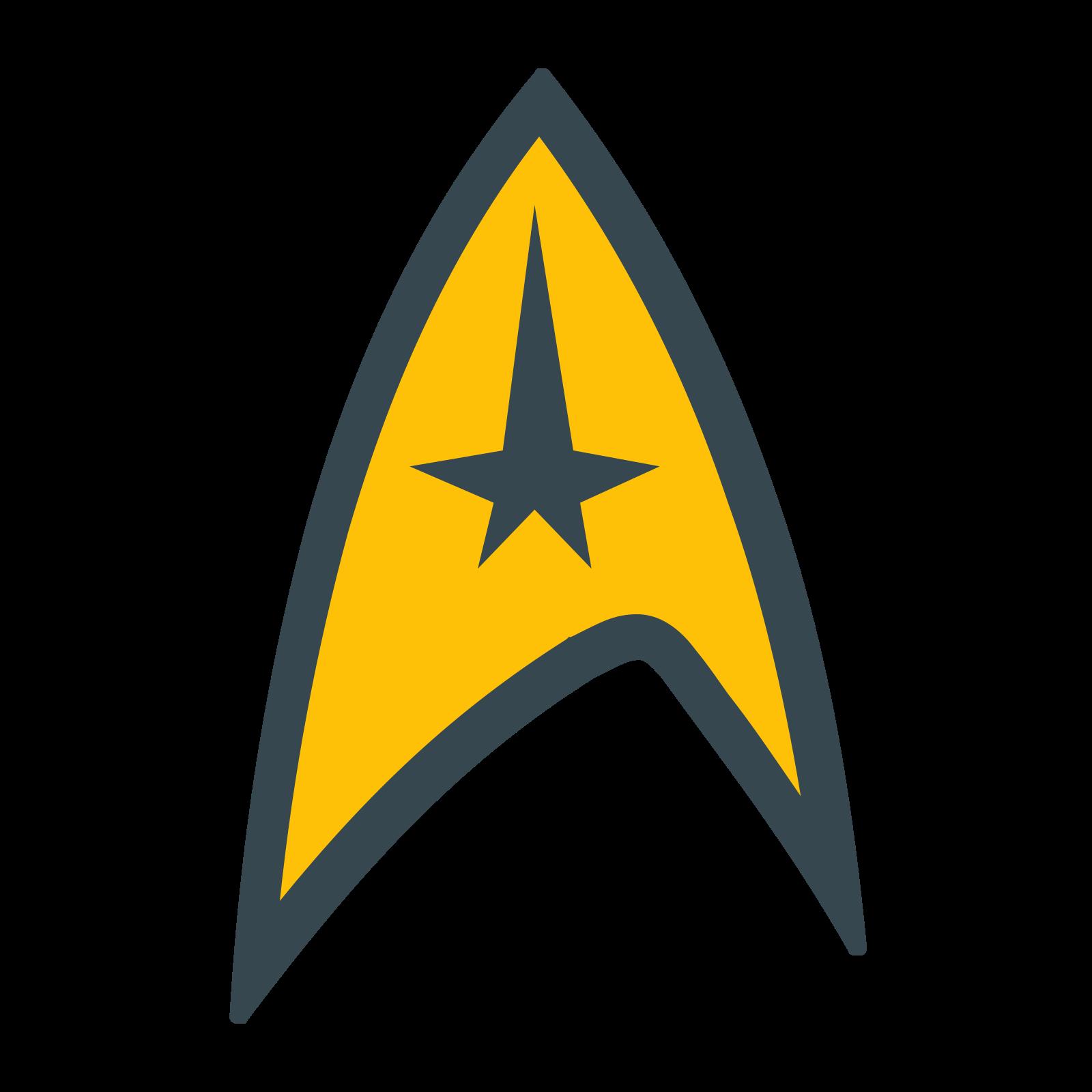Star Trek Symbol icon