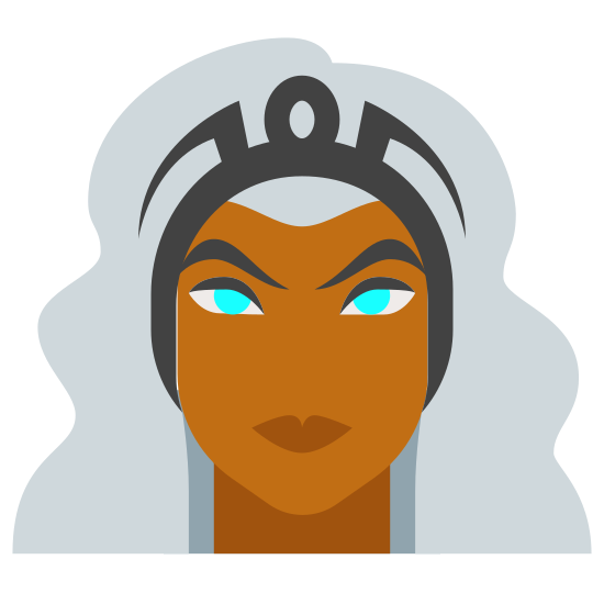 Storm Marvel icon
