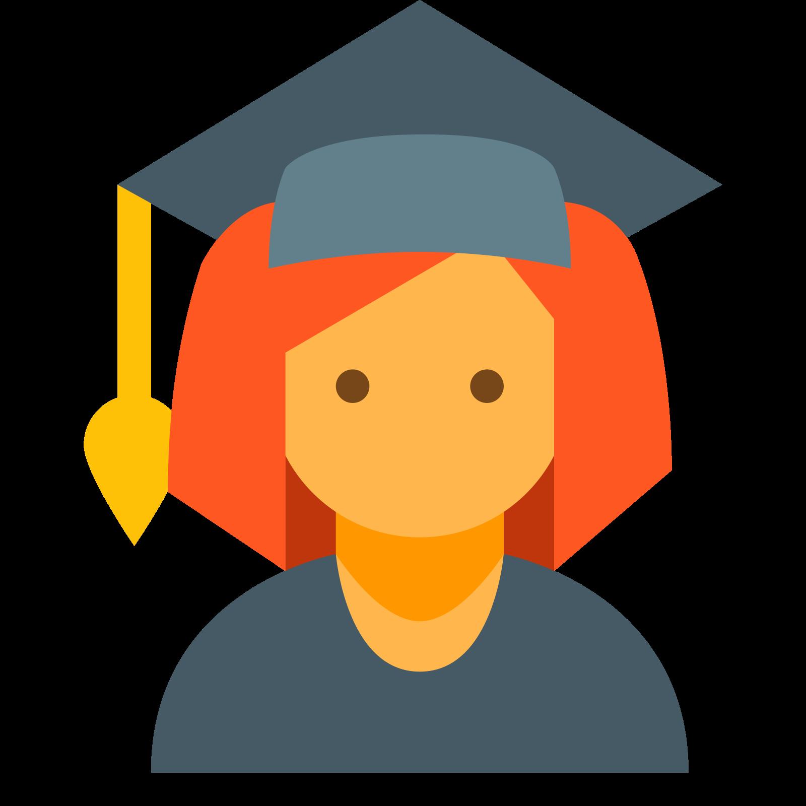 Student Kobieta icon