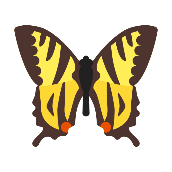 Tiger Butterfly icon