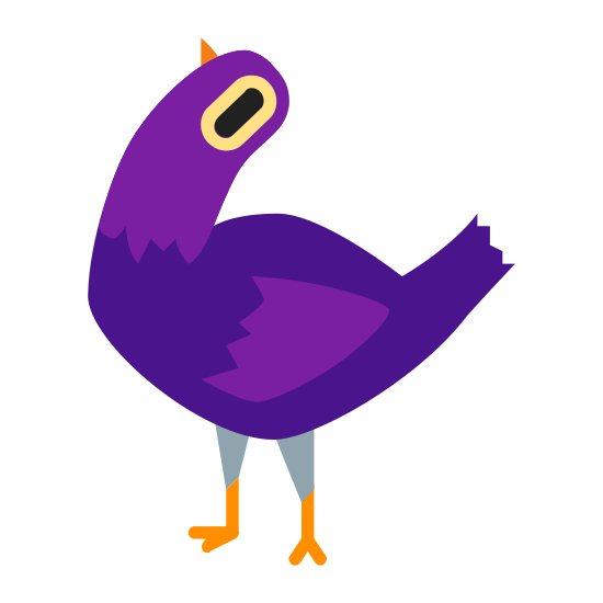 Trash Dove icon