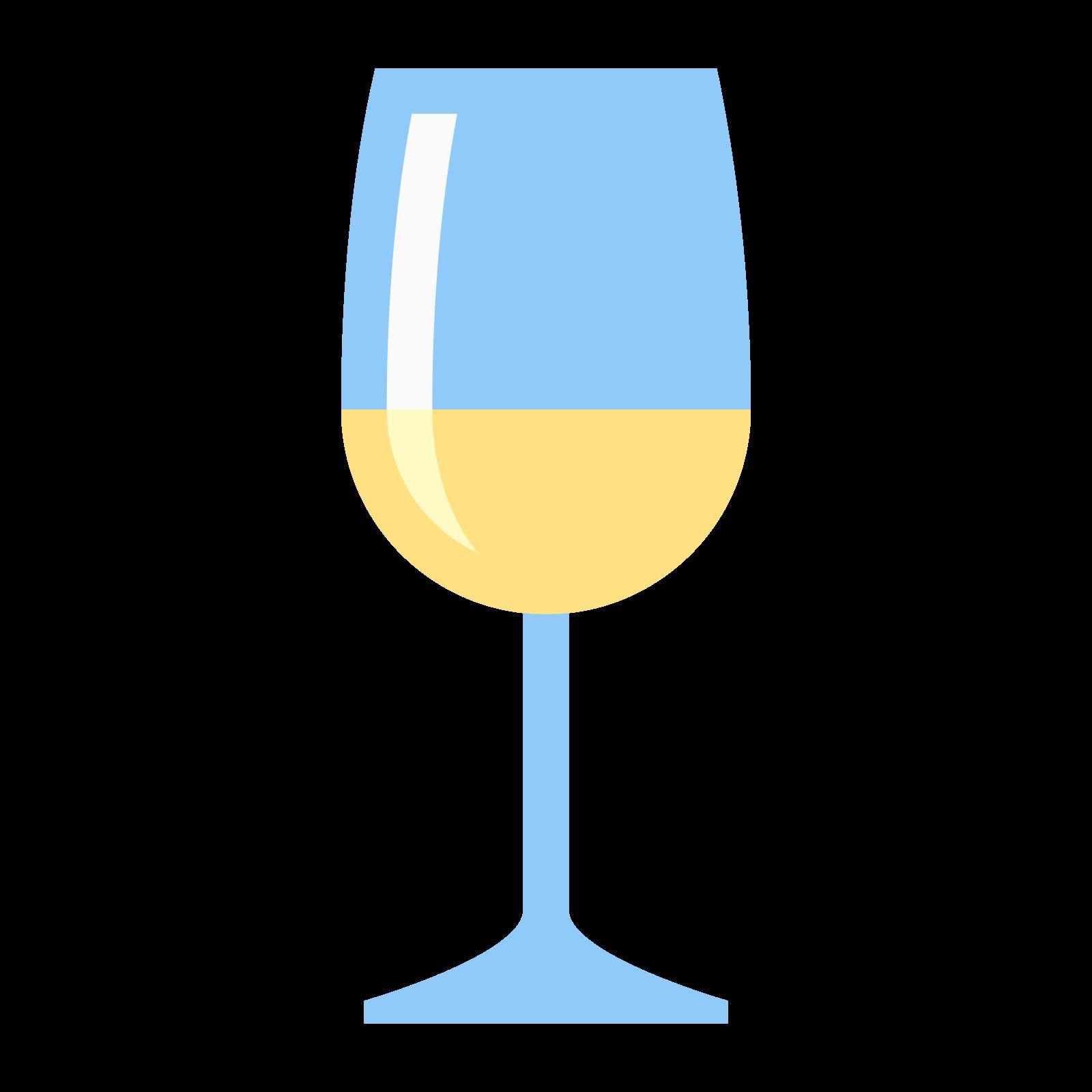 Białe wino icon