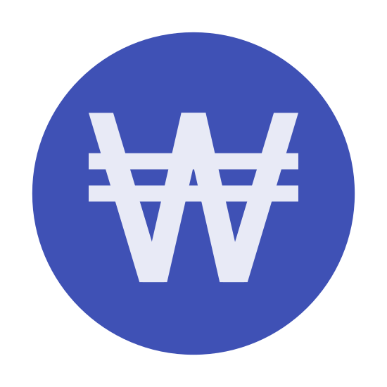 Won icon. This is an icon that represents a win. The image is very simple in design. It is an upper case W with two lines running horizontally through the middle of the W. The W is in surrounded by a circle.
