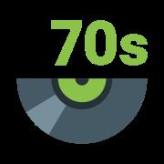 70s Music icon