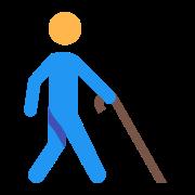 Walking Silhouette icon