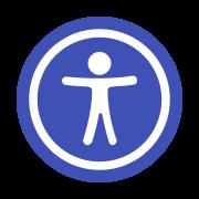 Public Access icon