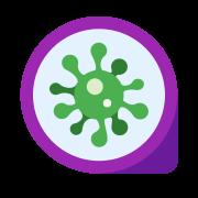Skaner antywirusowy icon