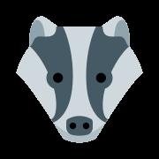 Badger icon