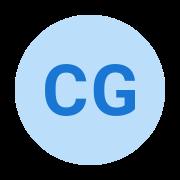 CG icon