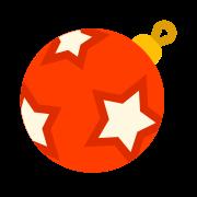 Bombka choinkowa icon