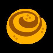 Bułka z cynamonem icon
