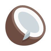 Orzech kokosowy icon
