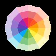 Koło kolorów 2 icon