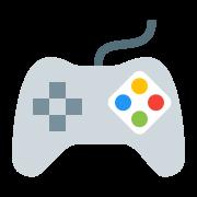Video Game Controller Outline icon