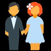 Randka (mężczyzna i kobieta) icon