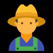 Фермер-мужчина icon