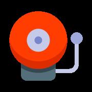 Alarm przeciwpożarowy icon