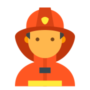 Firefighter icon