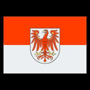 Flaga Brandenburgii icon