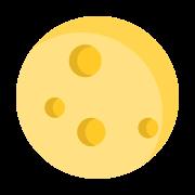 Pełnia księżyca icon