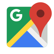 Billedresultat for google maps icon png