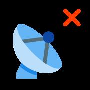 GPS ohne Signal icon