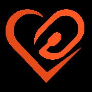 Serce z myszką icon