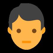 Ludzka głowa icon