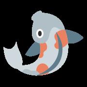 Ryba koi icon