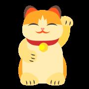 Maneki-neko icon