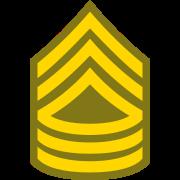 Master Sergeant MSG icon