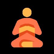 Meditación gurú icon