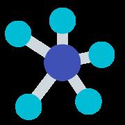 Mapa myśli icon