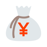 Jen worek pieniędzy icon
