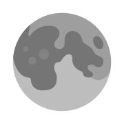 Moon Outline icon