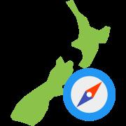 Nowa Zelandia Nawigacja icon