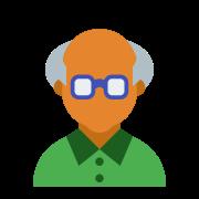 Stary człowiek Skóra typ 5 icon