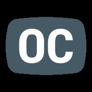 Opened Captioning icon
