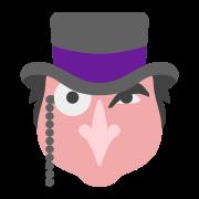 Penguin DC icon