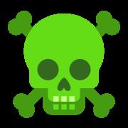 Hazardous Area Sign icon