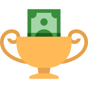 Prize Money icon