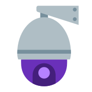 Pan–tilt–zoom camera icon