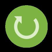 Round Arrow icon