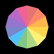 Cerchio di RGB 2 icon