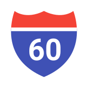Highway Sign icon