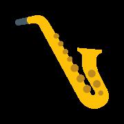 Saksofon icon