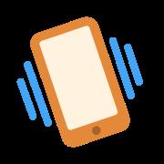 Agiter le téléphone icon