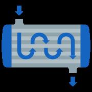Scambiatore di calore a fascio tubiero icon