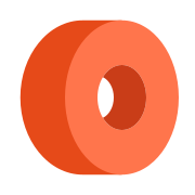 Skateboard Wheel icon